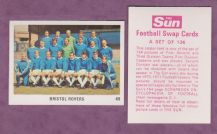 Bristol Rovers Team 49